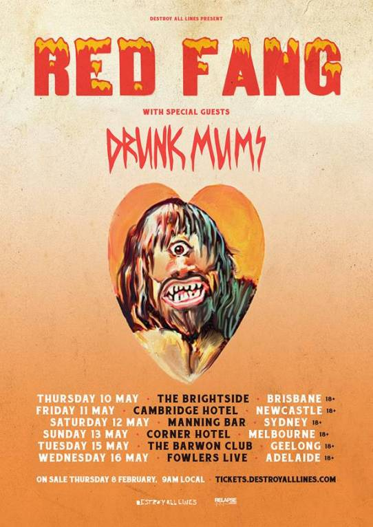 red fang tou