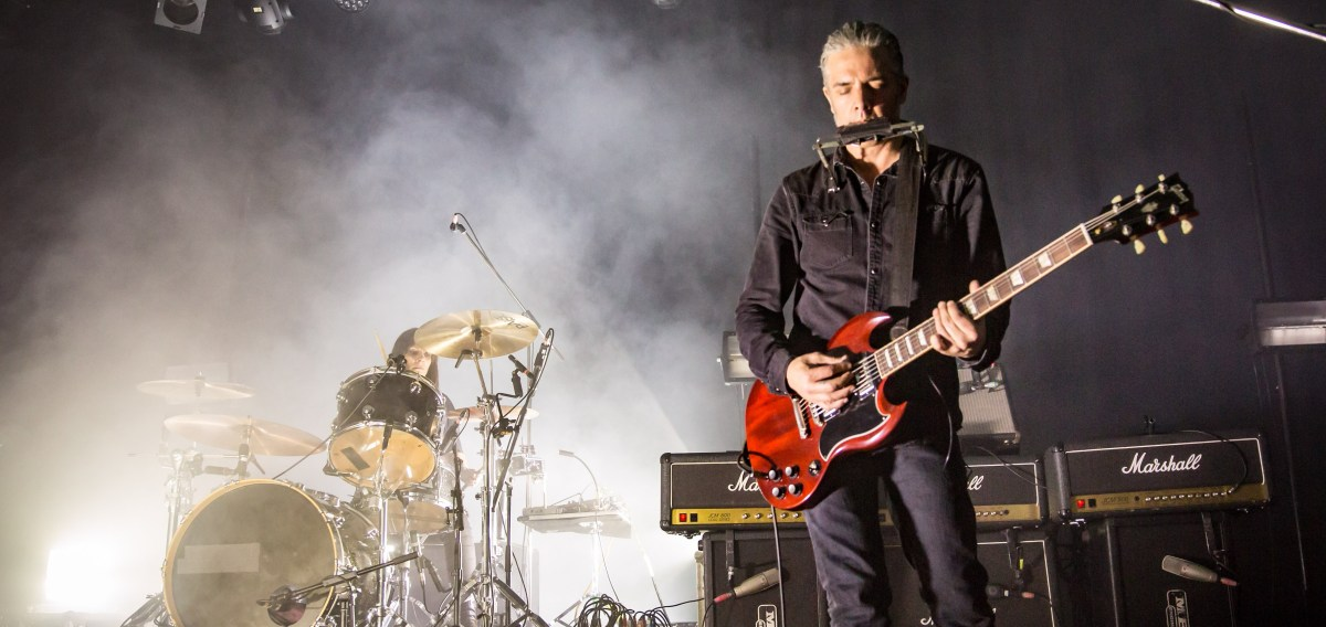 Black Rebel Motorcycle Club - Photo Gallery 19th March @ Astor Theatre, Perth WA