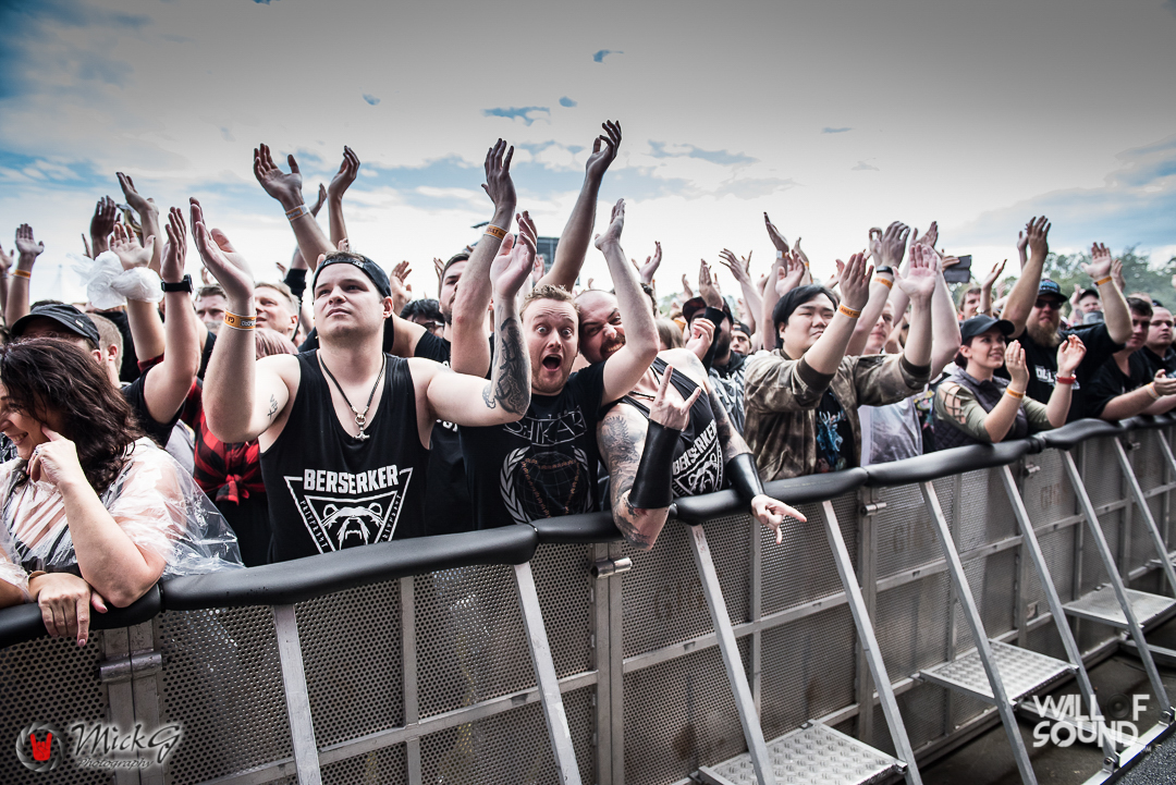Download Festival 2019 adds Sum 41, Pennywise, Twelve Foot Ninja + more to their already impressive lineup!