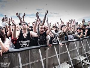 Download Festival Melbourne Crowd