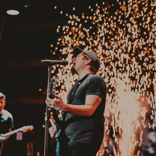 Fall Out Boy - Brisbane Riverstage 280218 (13 of 17)