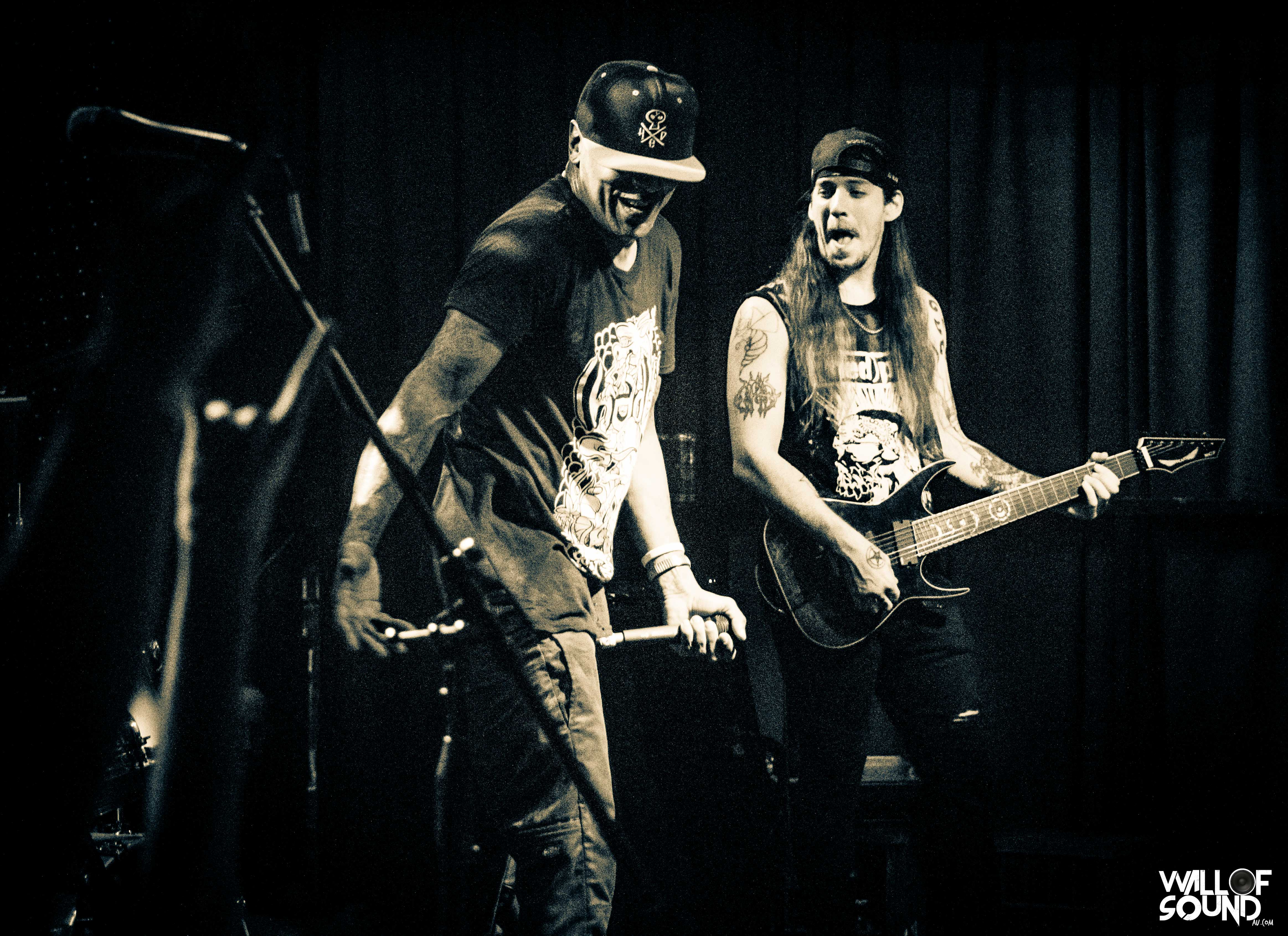 Hed PE @ Woolly Mammoth WOS 20
