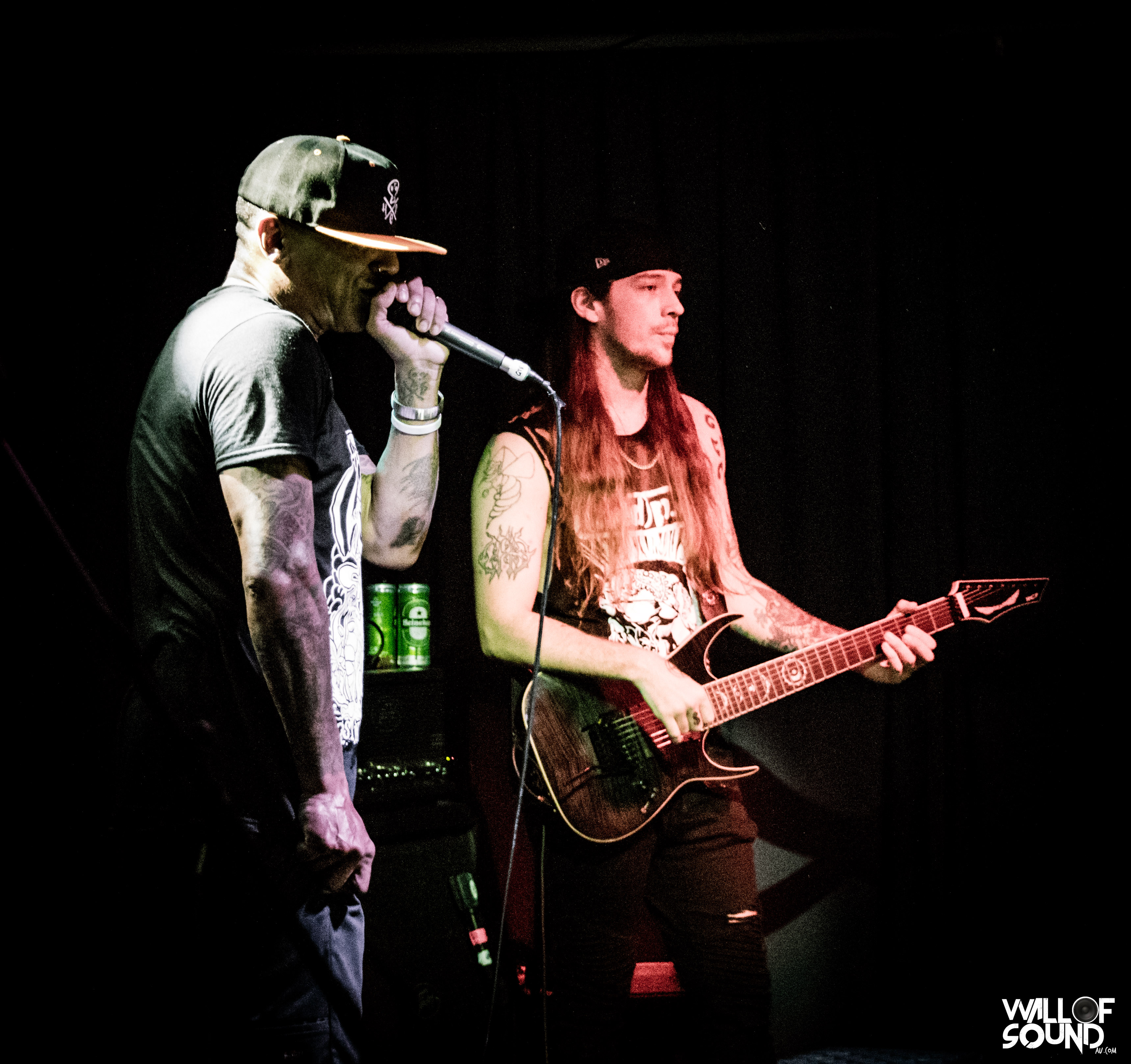 Hed PE @ Woolly Mammoth WOS 5