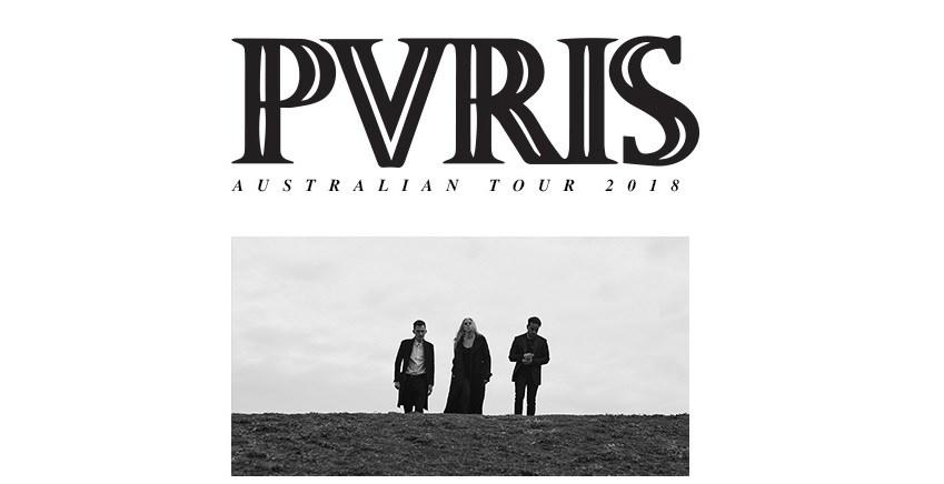 PVRIS TOUR