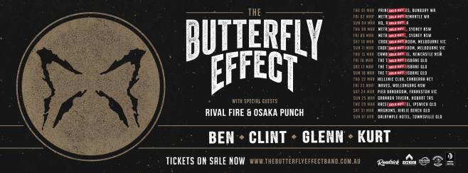 butterfly effect sold out