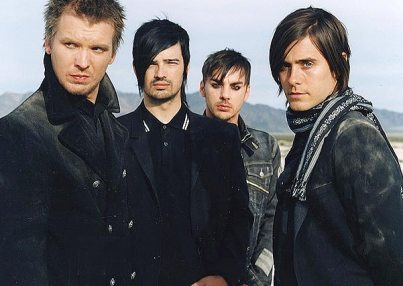 30 Seconds to Mars circa 2006