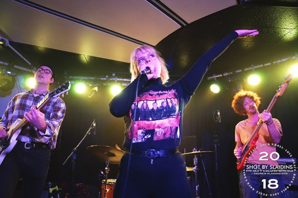 DZ Deathrays – Gig Review & Photo Gallery 19th May @ Republic Bar