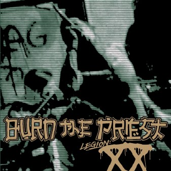 burn the priest album