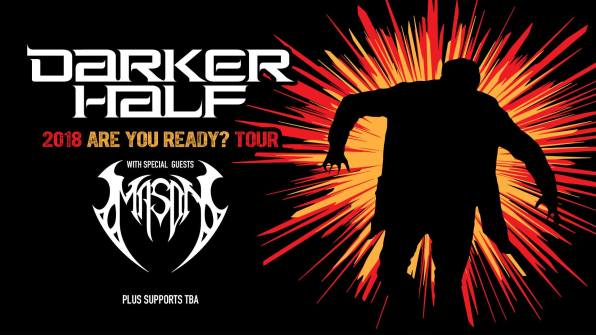 darker half tour