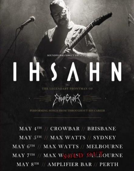 ihsahn poster