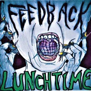 lunchtime - feedback album