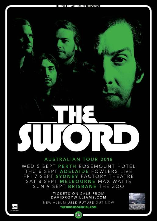 the sword tour