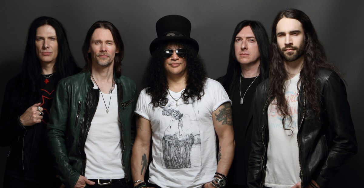 Sir Slash announces Australia Tour with Myles Kennedy & The Conspirators