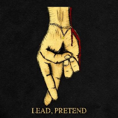 [Single Cover Art] Lead Pretend_Atticus Chimps