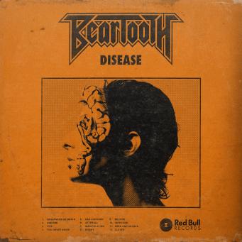 beartooth - disease album cover