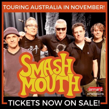smash mouth tour