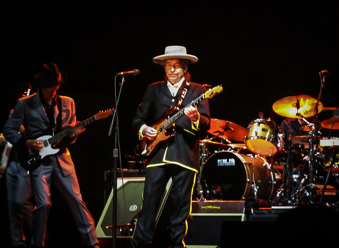 Bob Dylan - Gig Review 13th August @ Marriage Equality Arena, Melbourne VIC