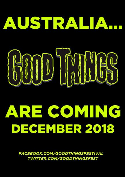 good things aus