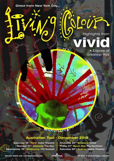 living colour vivid tour 2019