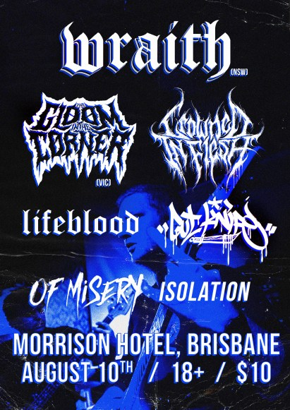 of misery bris show