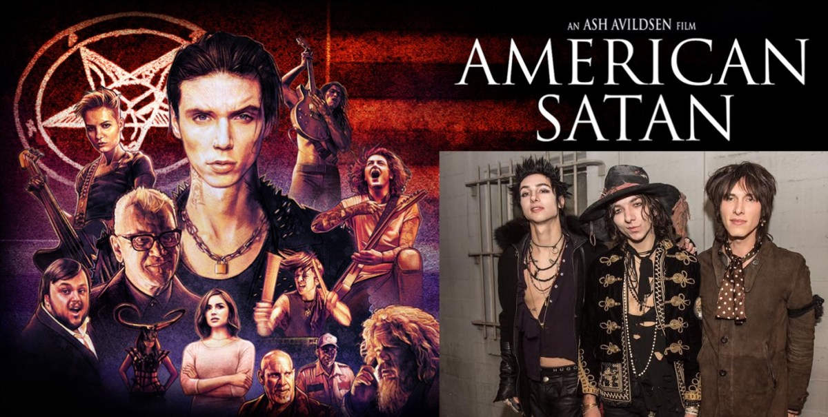 Good Things Festival enlists the band from the American Satan soundtrack