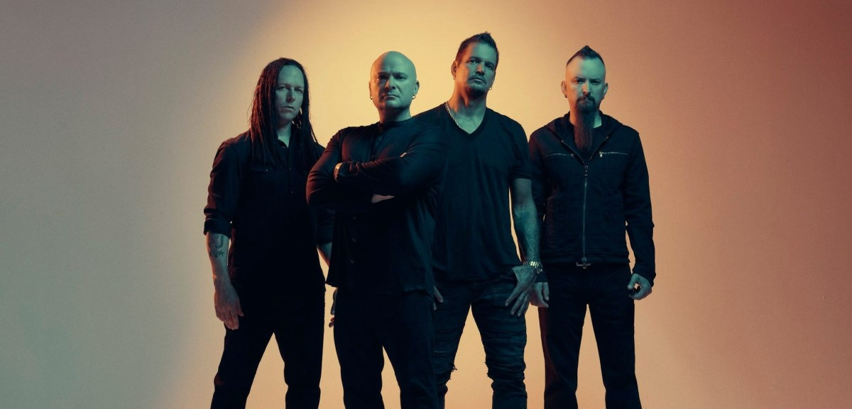 Disturbed Give You 'A Reason To Fight' With New Song From Upcoming Album