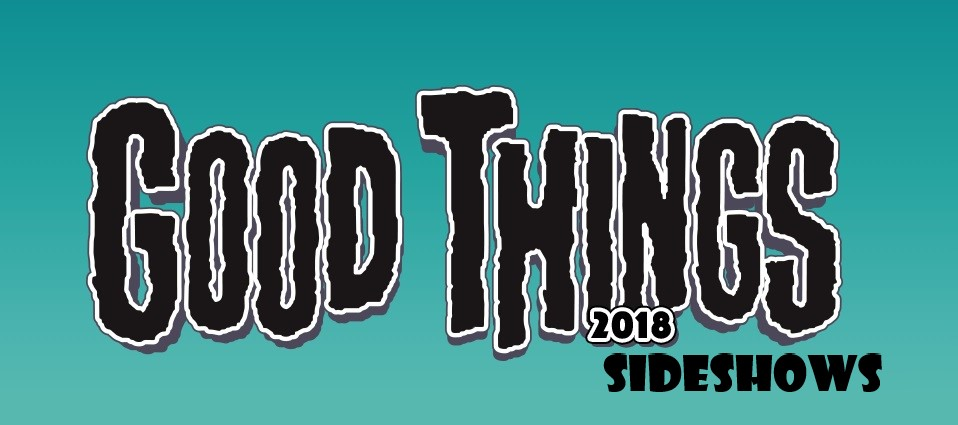 Good Things Festival 2018: The Sideshows