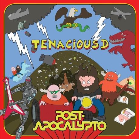 tenacious d - post apocalypto