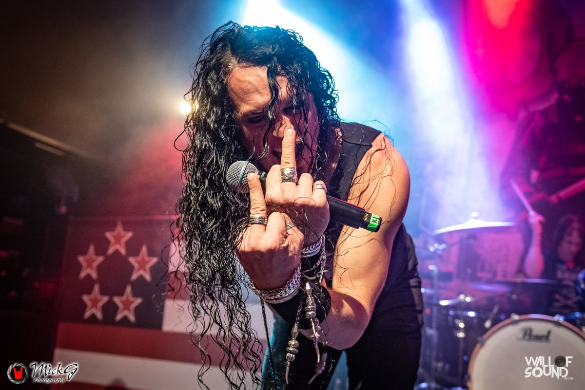 Skid Row - Gig Review & Photo Gallery 20th October @ Manning Bar, Sydney NSW