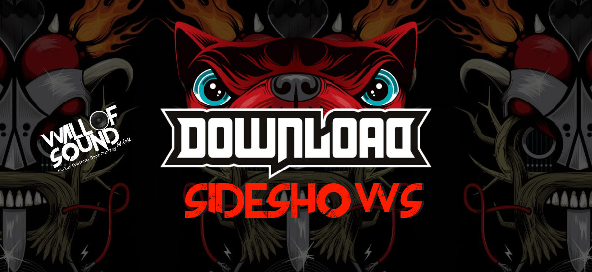 Download Festival 2019: Sideshows