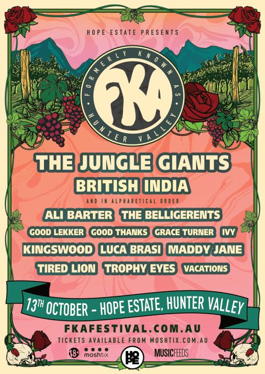 fks festival poster