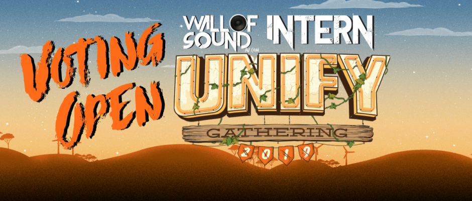 Wall of Sound UNIFY Intern Competition