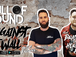 Heroes Fore Hire band Brad Smith interview