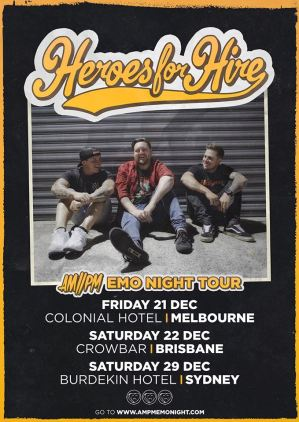 heroes for hire 2018 reunion