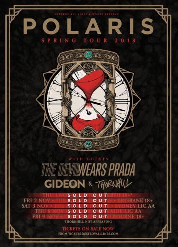 polaris sold out tour