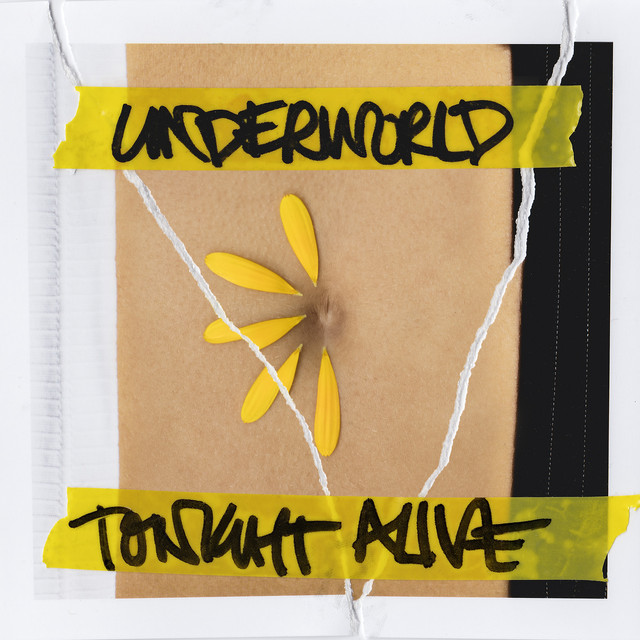 tonight alive – underworld cover