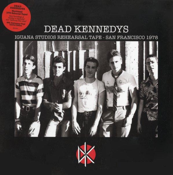 vinyl – dead kennedys