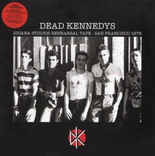 vinyl - dead kennedys