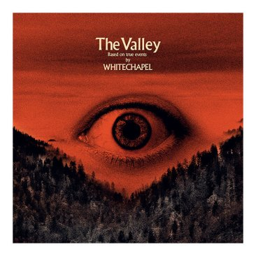 whitechapel - the valley cover