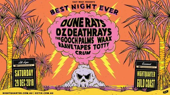 best night ever tour