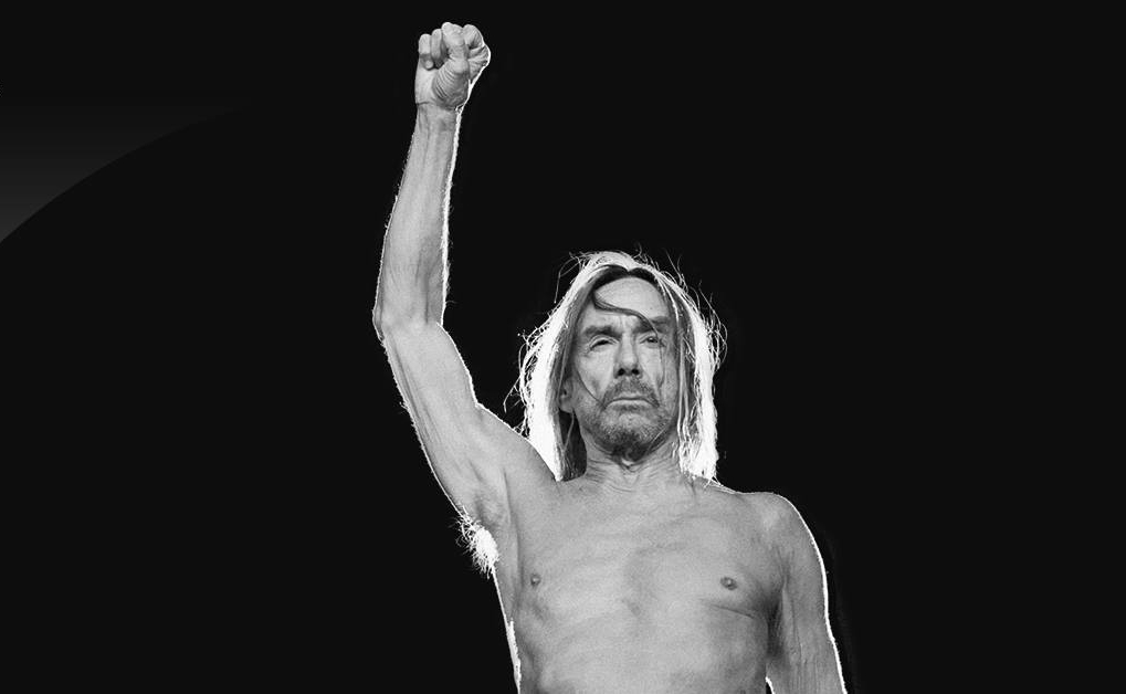 Iggy Pop's Bluesfest Sideshows Announced (Syd & Melb Only)