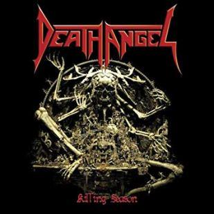 Death Angel– Killing Seasonvinyl 1