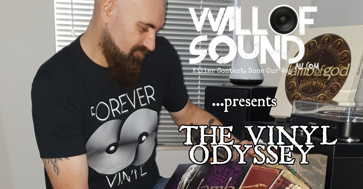 Wall of Sound Presents: The Vinyl Odyssey – Jan '19 Edition