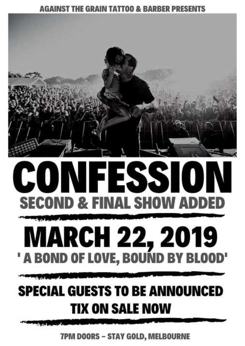 confession show 2