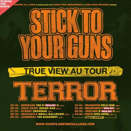 styg tour