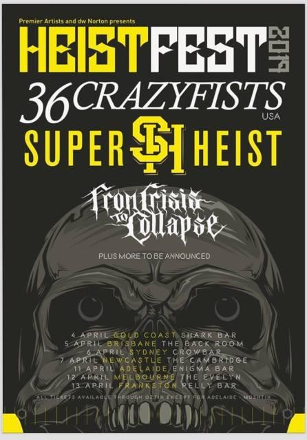 heistfest poster new