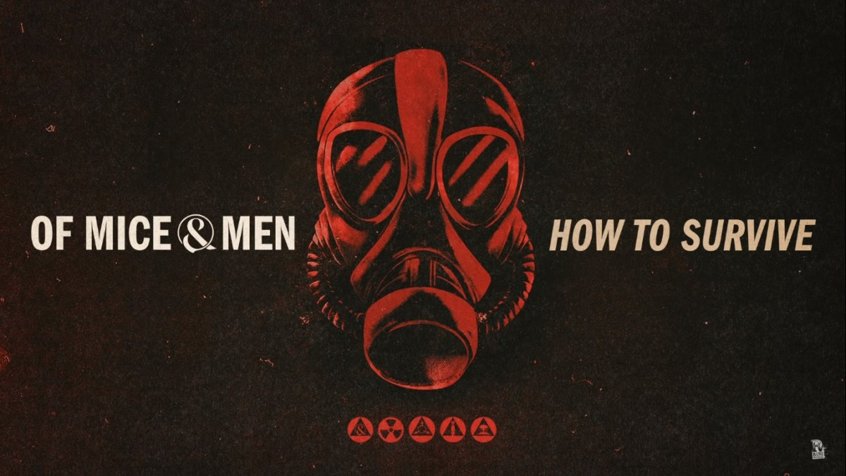 Of Mice & Men just dropped a HEAVY new song called 'How To Survive'