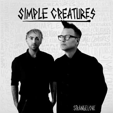 simple creatures - strange love ep