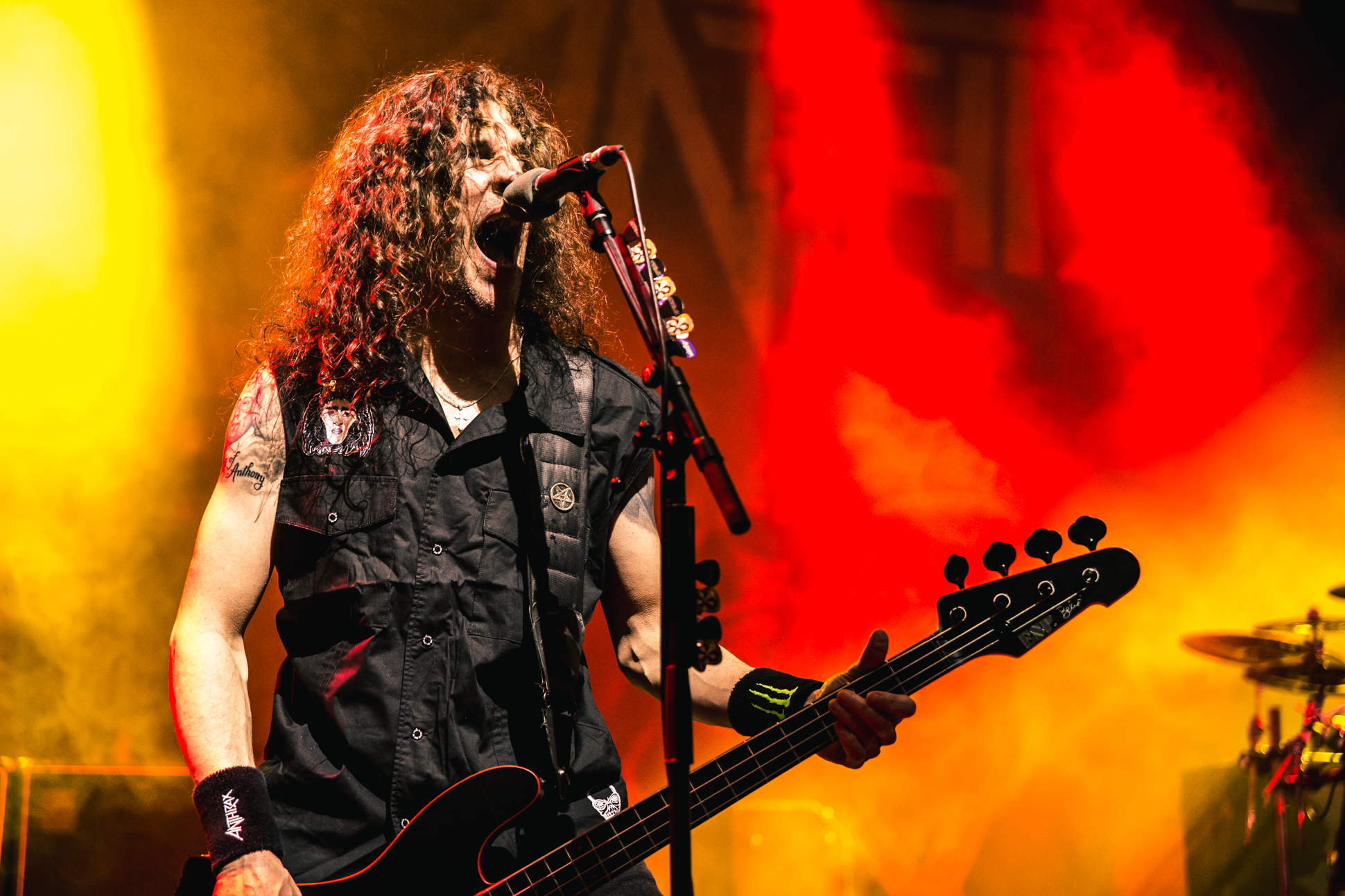 Anthrax – Riverstage (1 of 21)