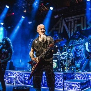 Anthrax - Riverstage (11 of 21)